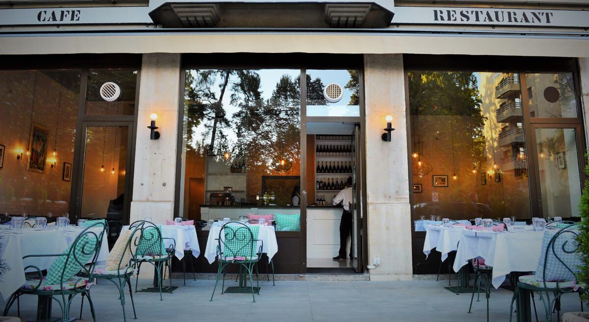 Andrea's restaurant florissant geneve