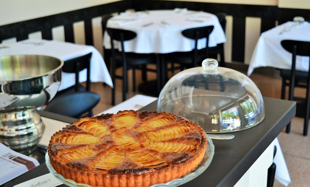 desserts maison restaurant florissant