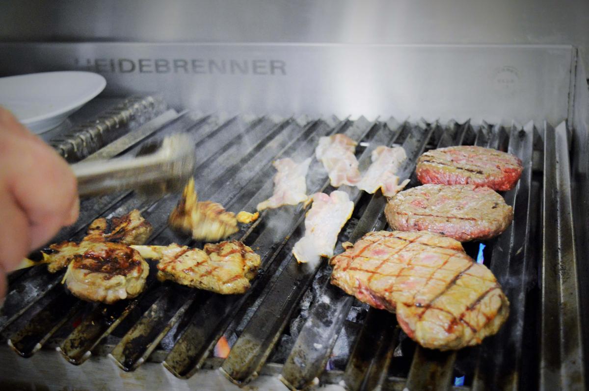 restaurant grill et barbecue genève