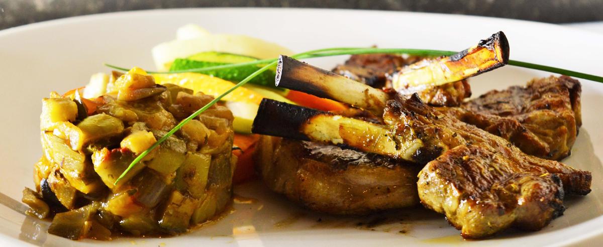 viandes grill restaurant florissant genève