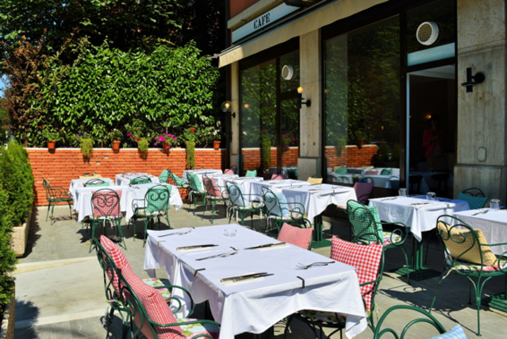 restaurant belle terrasse florissant a geneve